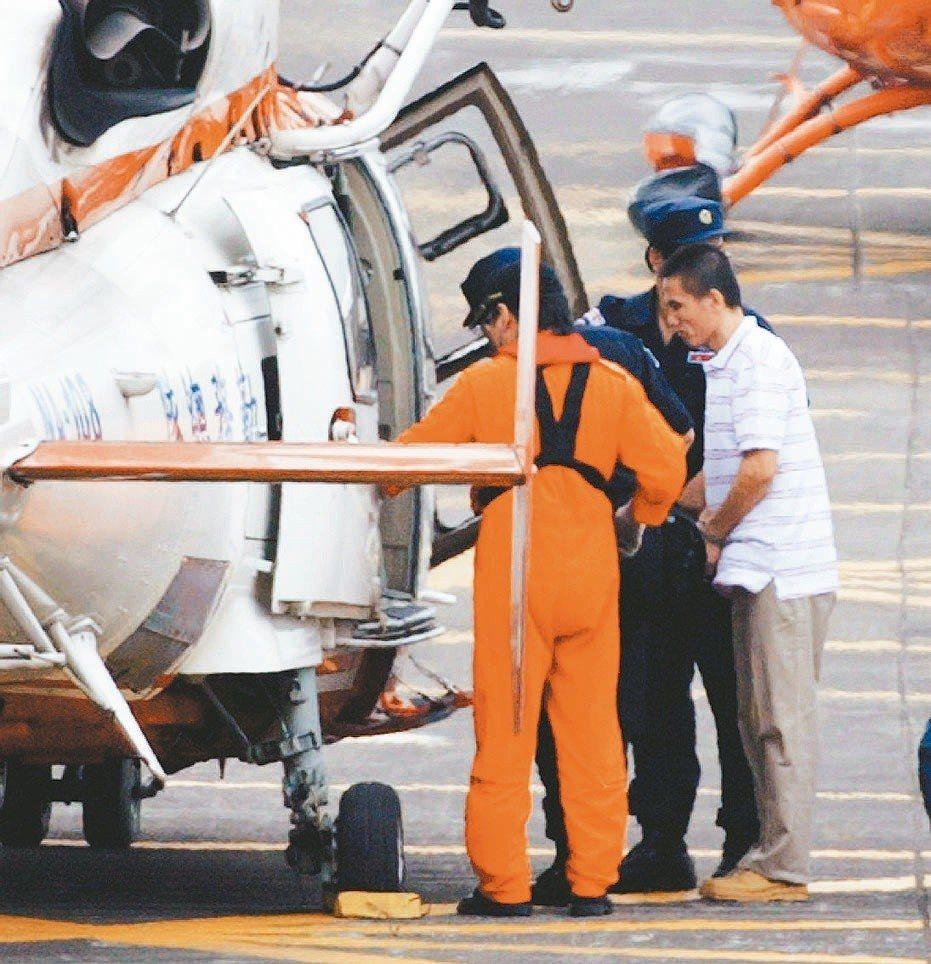 大陸劫機犯楊明德、林文強遭遣返。 圖/聯合報系資料照片