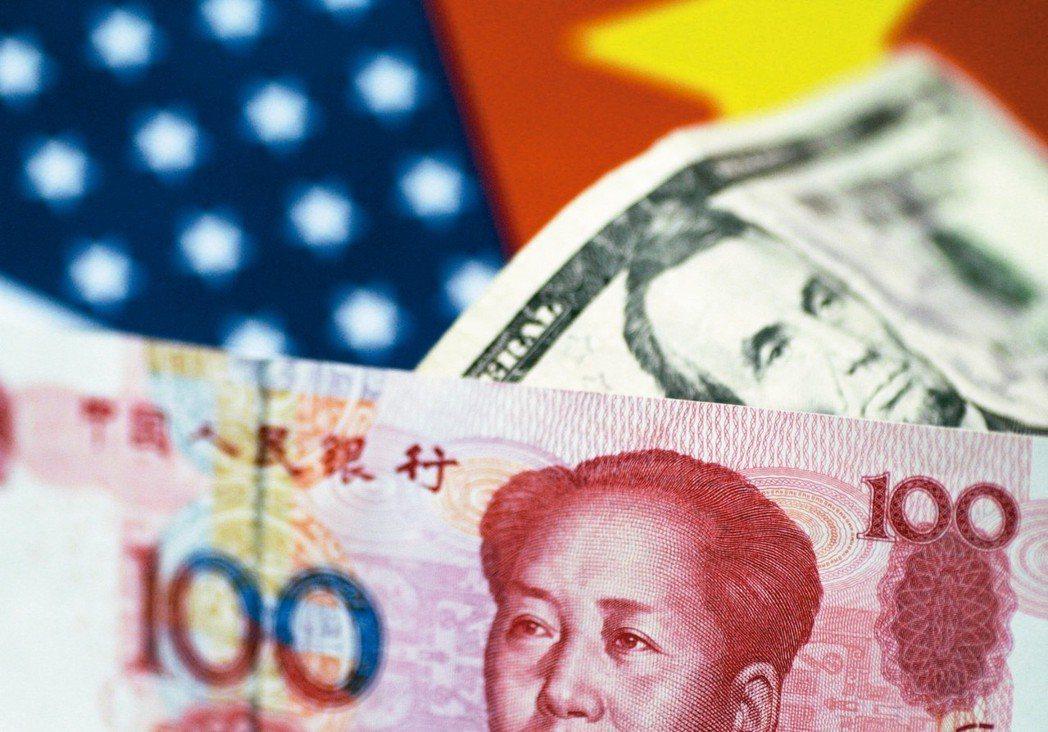 美國公布匯率報告,台灣未被列入「觀察國名單」,中國仍在名單中。 路透