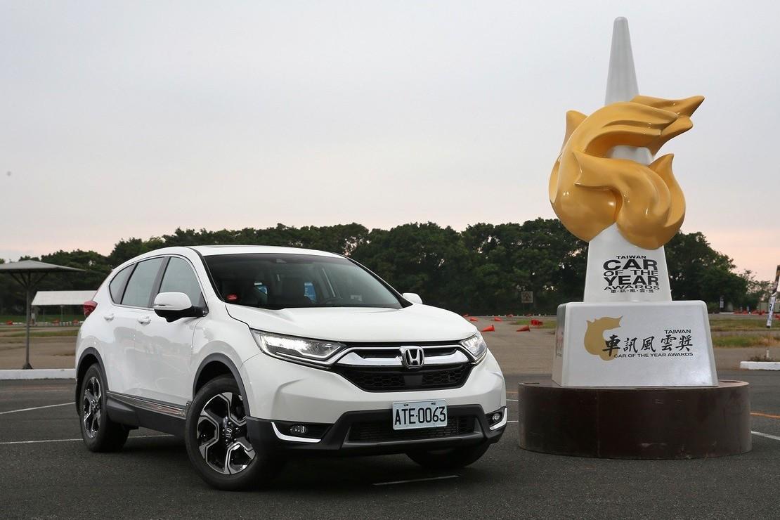 2018車訊風雲獎 Honda成最大贏家