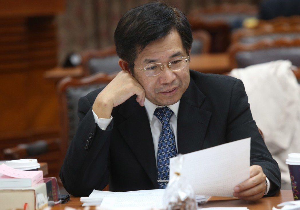 教育部長潘文忠請辭。 本報系資料照/記者林俊良攝影
