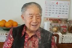 中華民國最老飛行員 歡度105歲壽誕