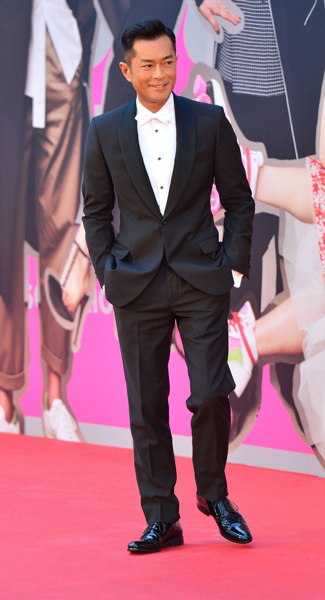 古天樂以「殺破狼・貪狼」入圍香港電影金像獎影帝。圖/CFP