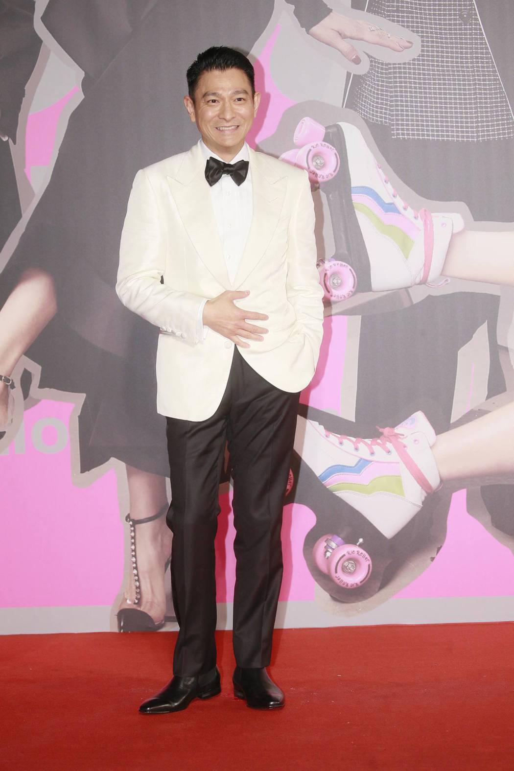 劉德華以「拆彈專家」入圍香港金像獎影帝,此次是第13次。圖/ CFP