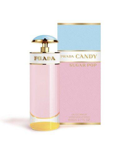 PRADA Candy軟糖小姐淡香精,30ml售價2,725元、50ml售價3,...