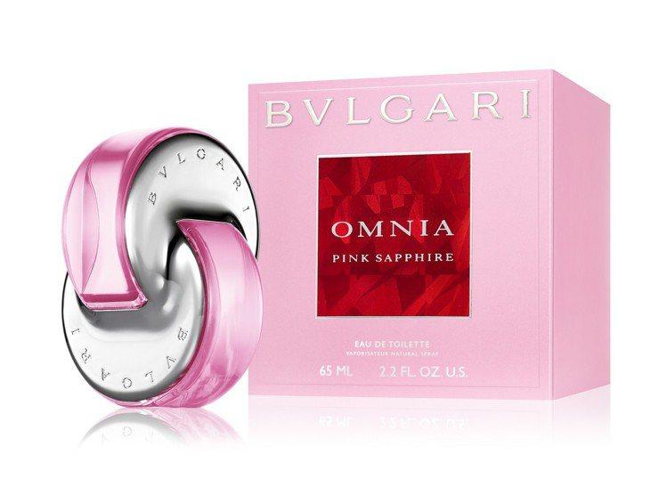 寶格麗Omnia Pink Sapphire粉晶女性淡香水,40ml售價2,75...
