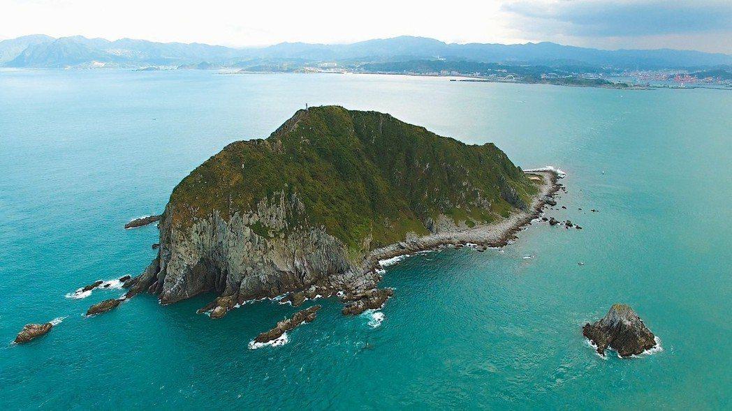 基隆嶼封島3年多,預計今年7月重新開放。 圖/基隆市政府提供