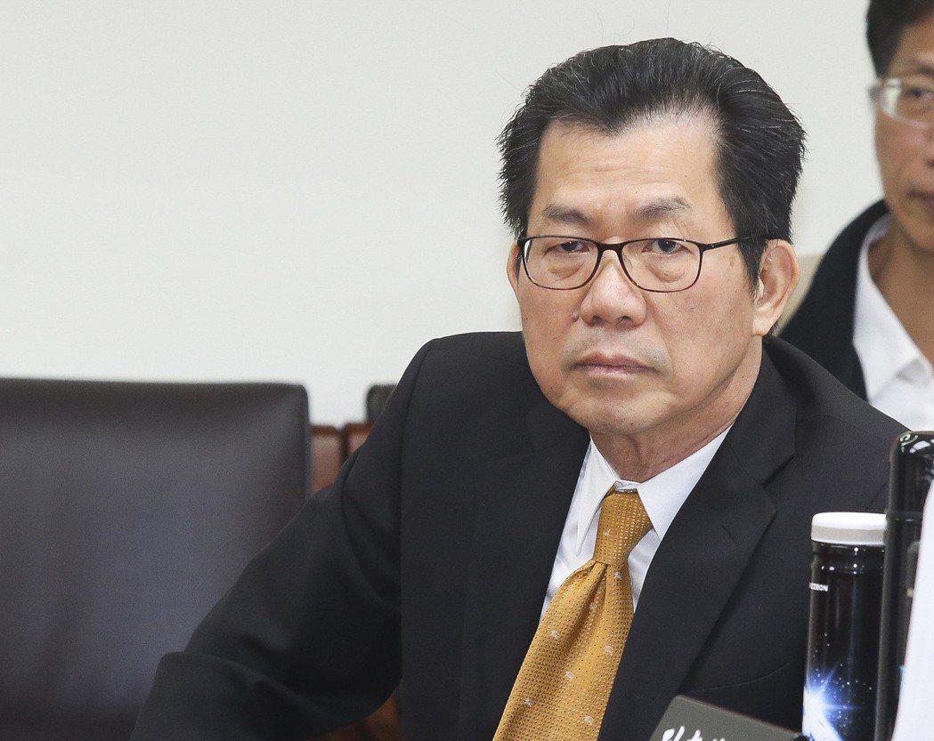 環保署長李應元。 聯合報系資料照/記者楊萬雲攝影