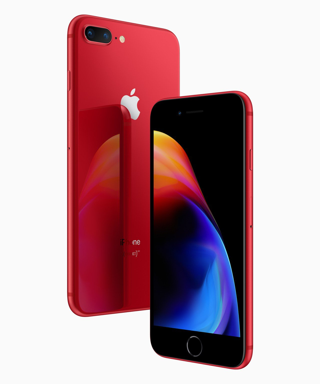 iPhone 8與iPhone 8 Plus (PRODUCT)RED特別版具備...