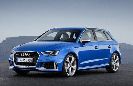 又是「WLTP」排汙闖的禍 Audi RS3 Sportback和Sedan生產中止