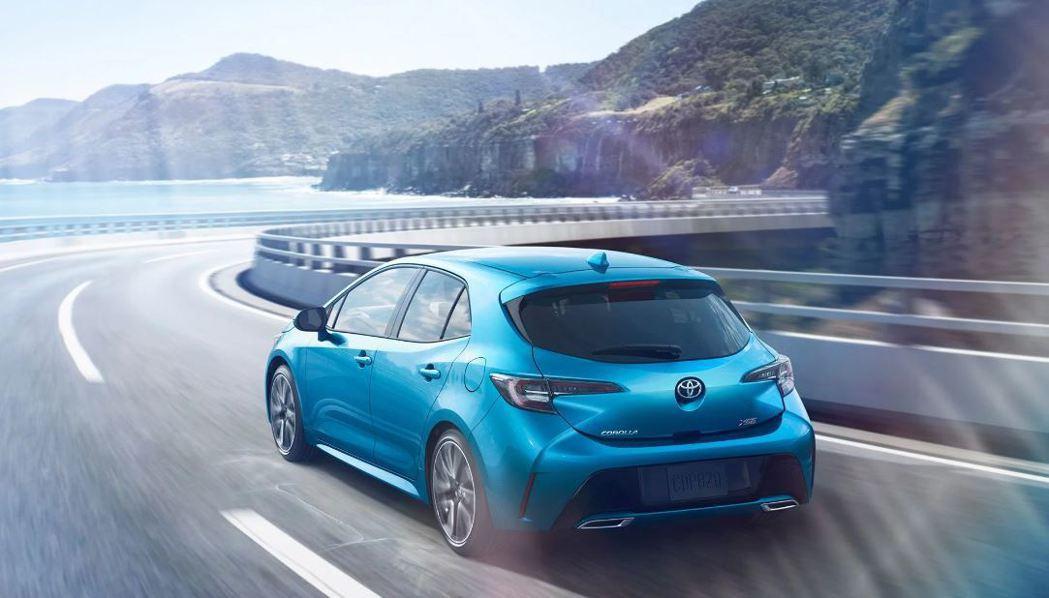 新一代Corolla hatchback /Auris更加動感的外型深受好評。 ...