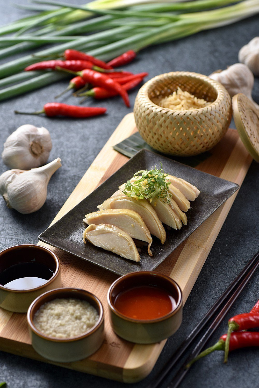 Asia 49海南雞飯套餐NT$369元。