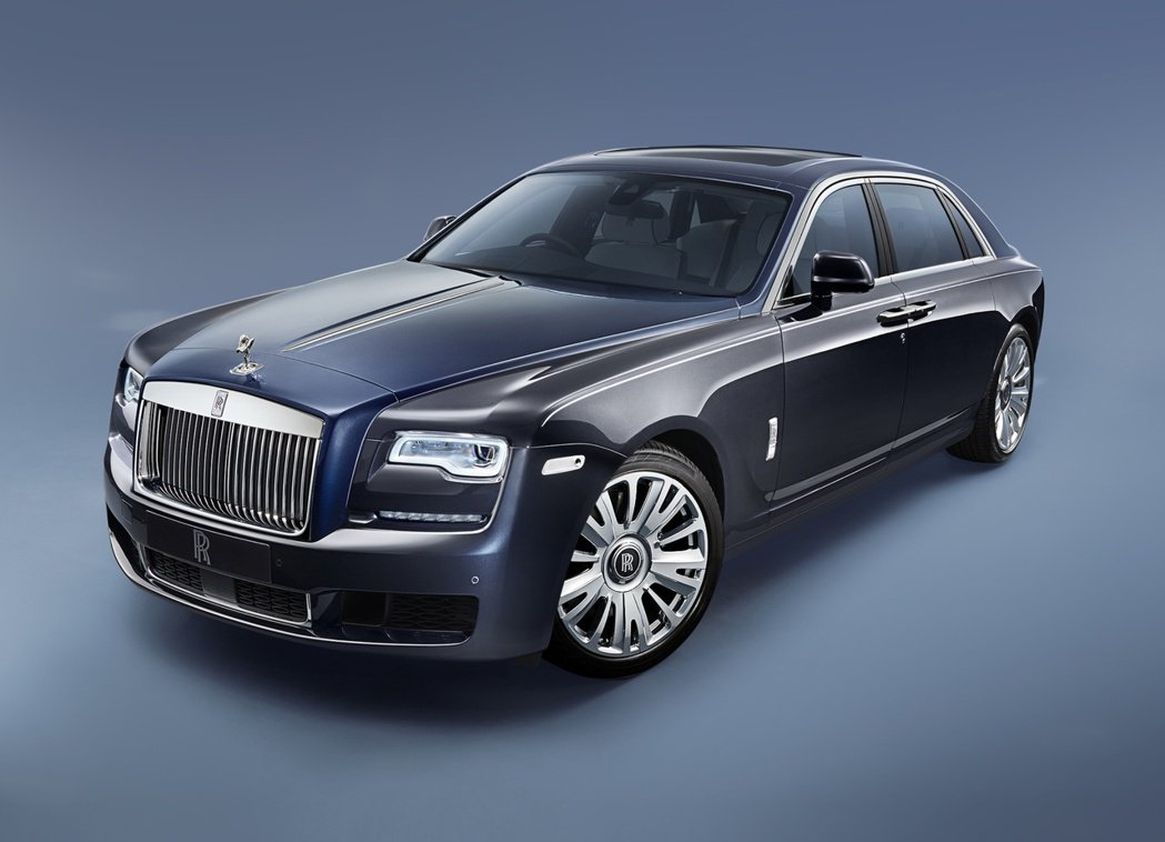 Rolls-Royce All New Ghost 2018年式車型正式上市。 ...