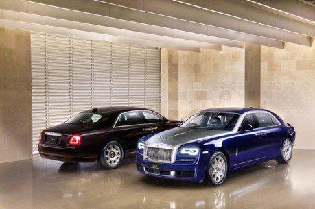 有兩千萬你想買什麼? Rolls-Royce Ghost 2018年式登場