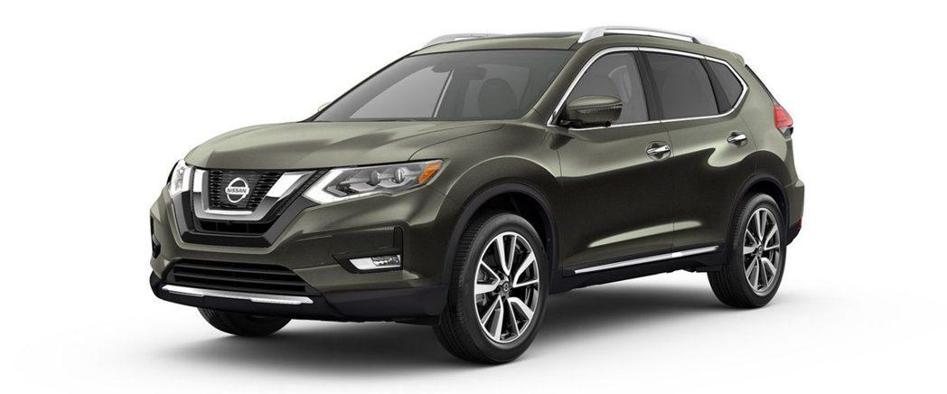 小改款Nissan X-trail將於5月發表。(圖片僅供參考) 圖/Nissa...