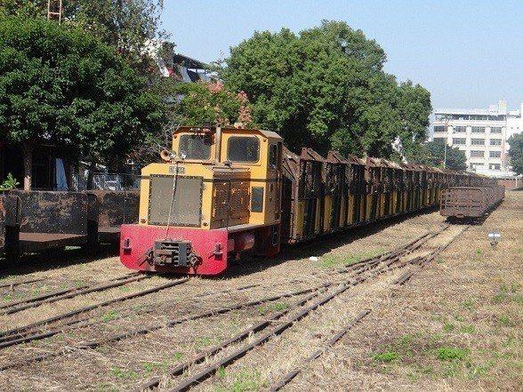 虎尾糖廠小火車。圖片來源/聯合報系資料照