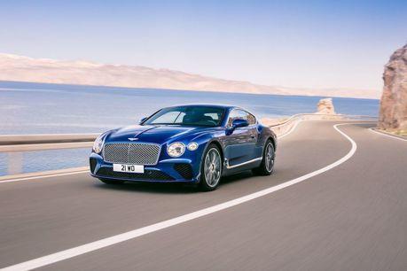 Bentley CEO證實 未來Continental GT將純電化