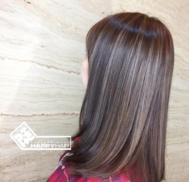 髮型創作/蔡虎牙。圖/StyleMap提供