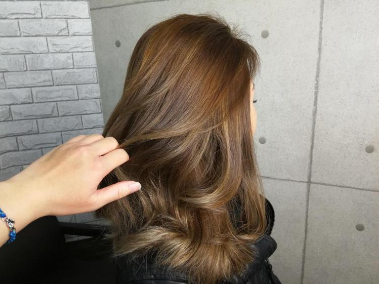 髮型創作/珮珮。圖/StyleMap提供