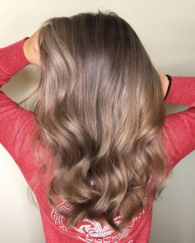 髮型創作/改造女神Momo。圖/StyleMap提供