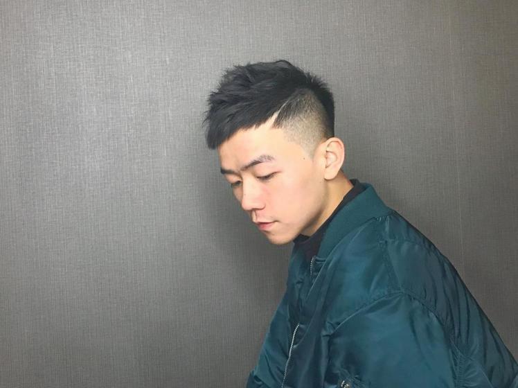 髮型創作/王叡可Rico。圖/StyleMap提供
