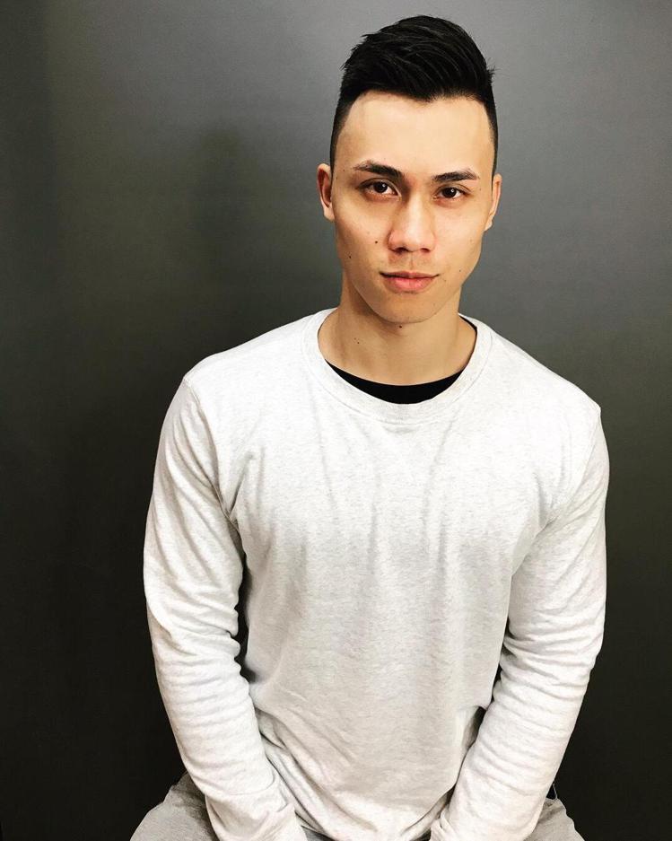 髮型創作/Anna Xie。圖/StyleMap提供
