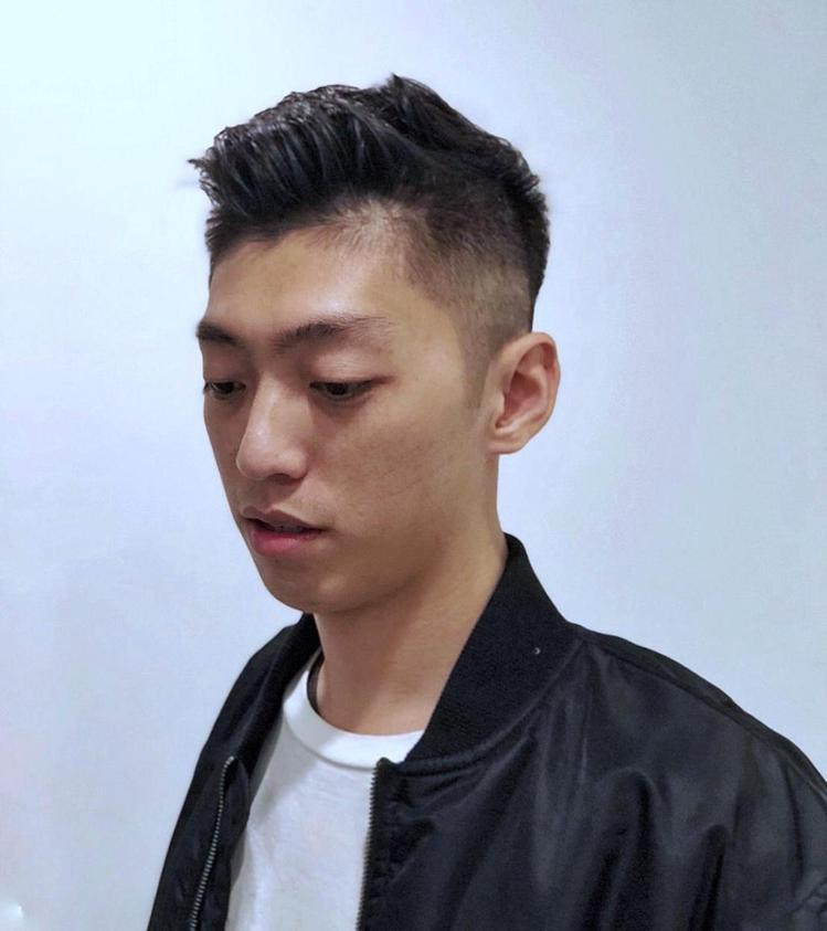 髮型創作/東區光復 k哥。圖/StyleMap提供