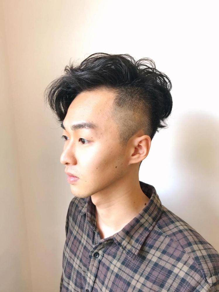 髮型創作/Ian Chao。圖/StyleMap提供