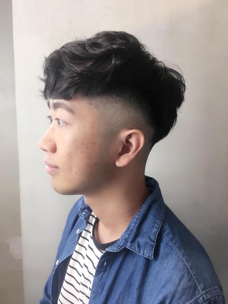 髮型創作/Younger✂️。圖/StyleMap提供