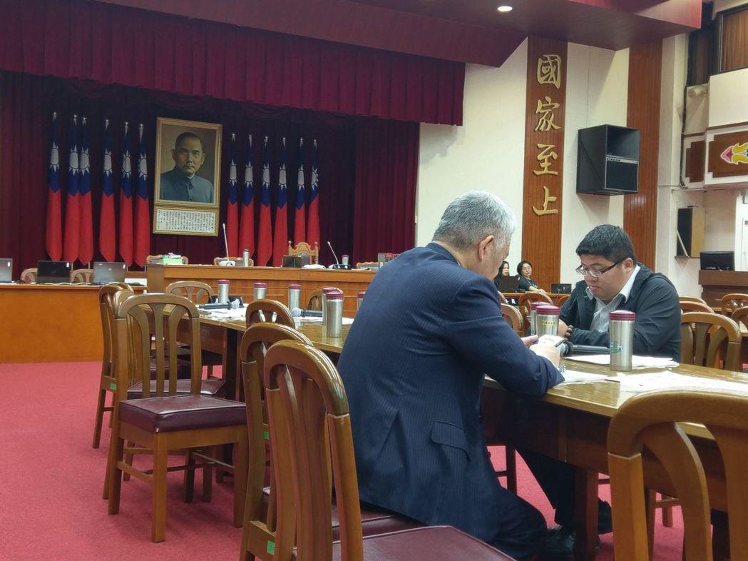 財政委員會今天原邀請教育部長潘文忠針對「邁向頂尖大學計畫經費之審計與執行情形報告...
