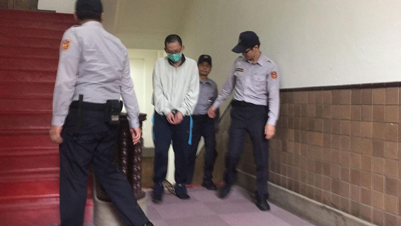 小燈泡案,台灣高等法院昨開延押庭。記者賴佩璇/攝影。