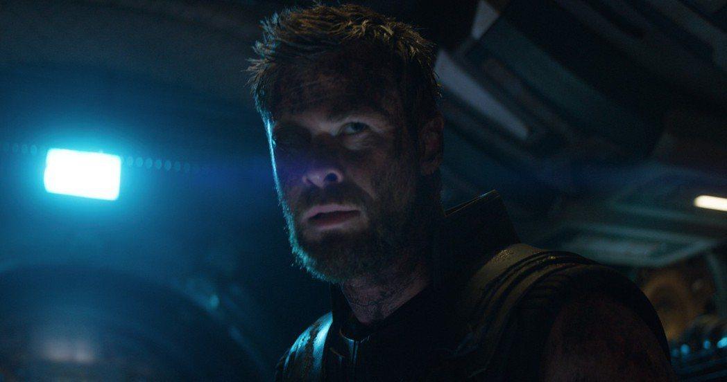 「復仇者聯盟:無限之戰」製片透露索爾是推動情節最重要的角色之一。圖/迪士尼提供