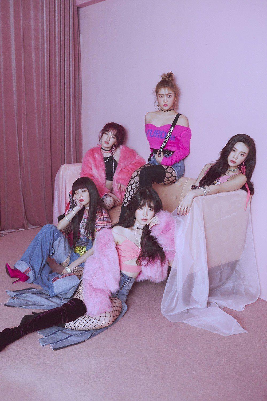 Red Velvet。圖/亞士傳媒提供