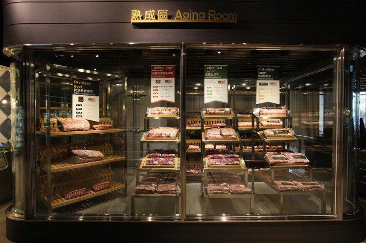 迎接母親節到來,美福食集推出日本和牛85折優惠。圖/美福食集提供
