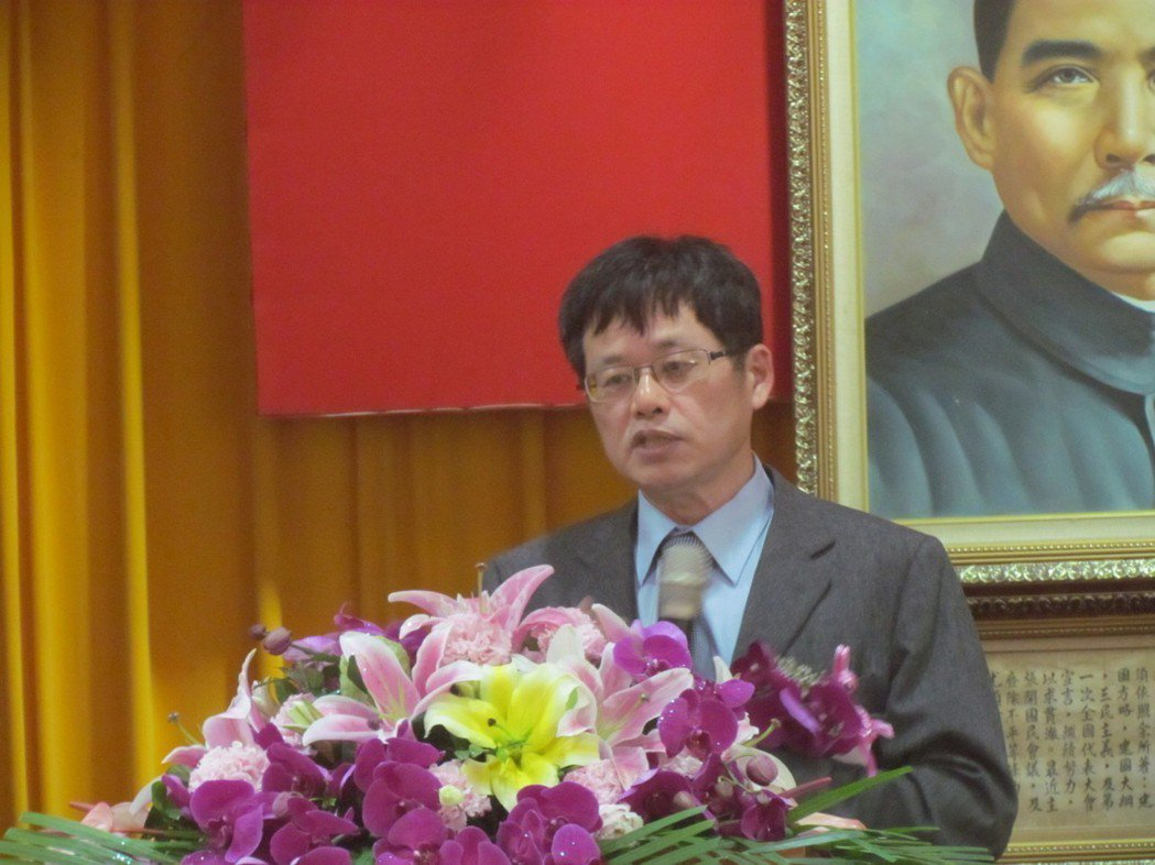 新任南投地院院長黃俊明,司法官訓練第29期結訓。記者張家樂/攝影