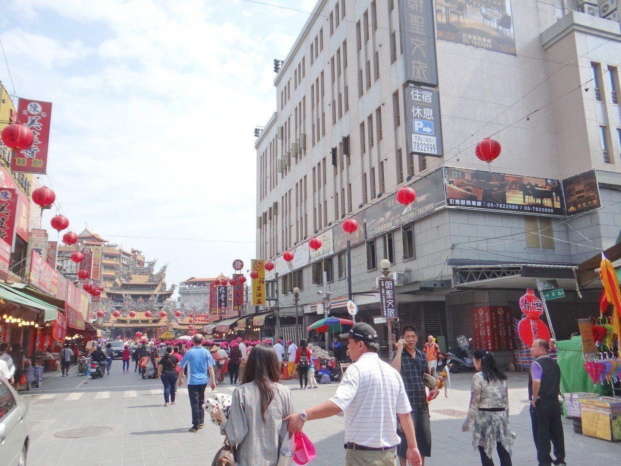 全國最大蚊子館北港中央市場大樓 活化成商旅變亮點