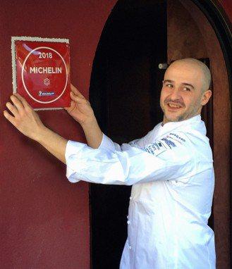 Il Gallo Cedrone餐廳主廚沙賓諾‧佛多納朵 (Sabino For...