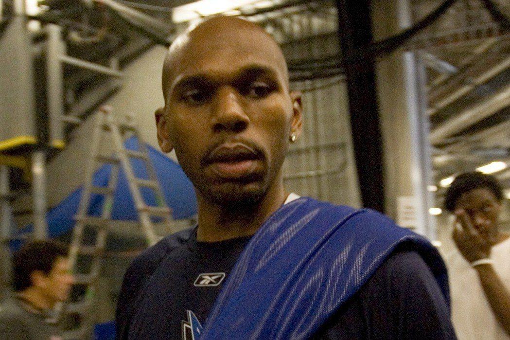 前底特律活塞球星史塔克豪斯球員時期曾被譽為「喬丹接班人」。 歐新社