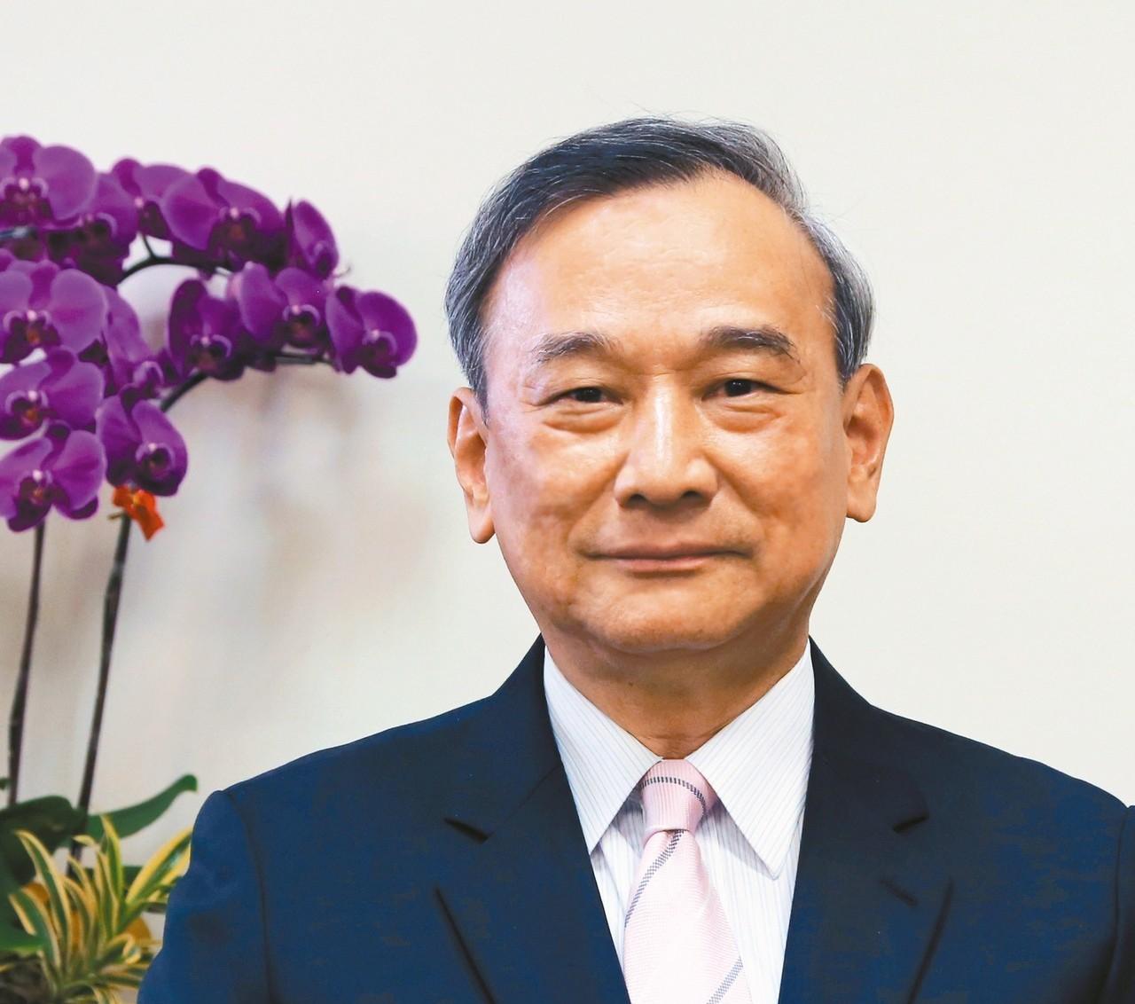 法務部次長陳明堂 法務部/提供