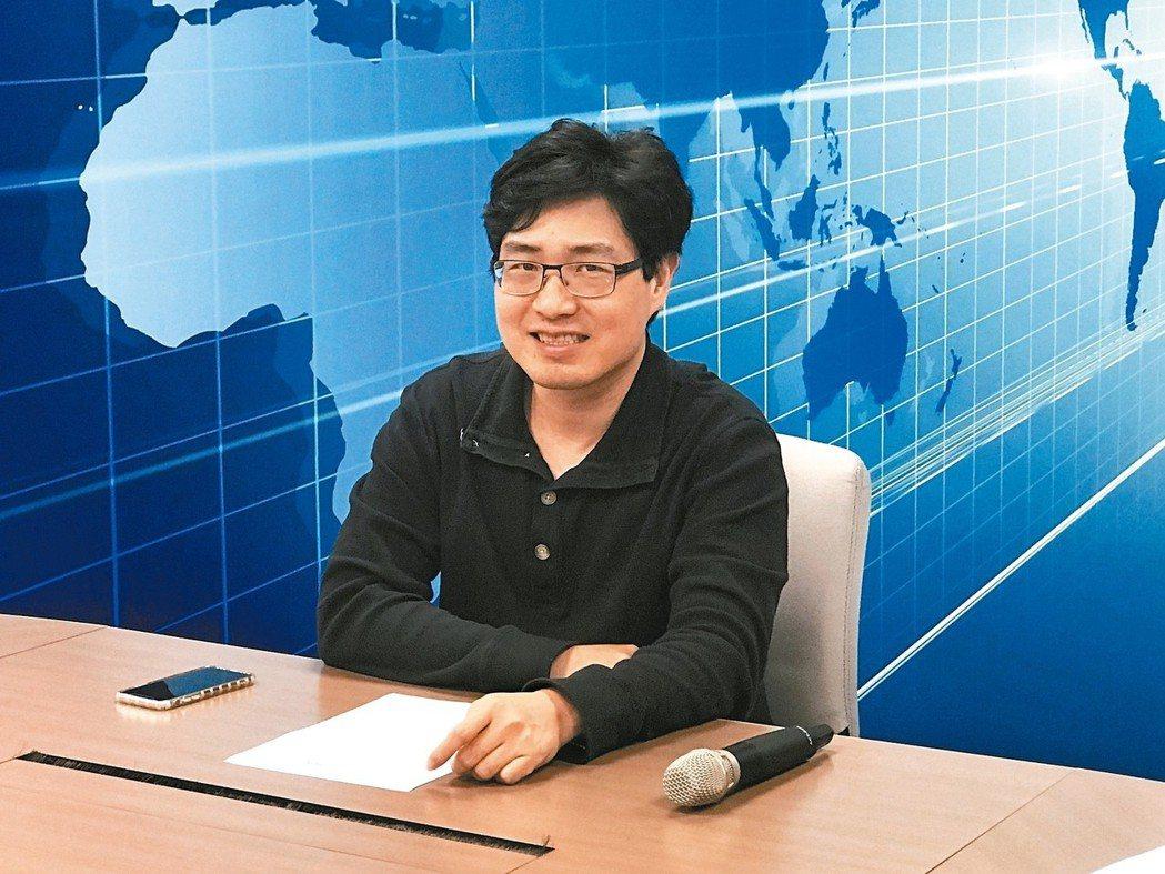 大宇資總經理蔡明宏指出,公司將持續尋找新的潛在投資者,全力搶攻遊戲市場。 記者陳...