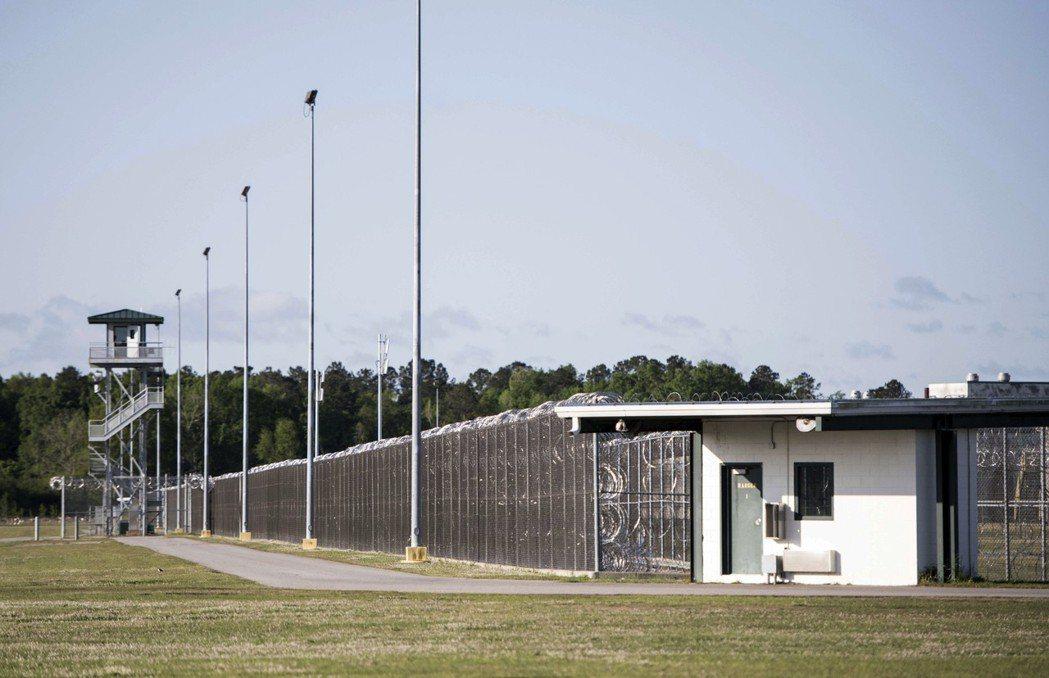 美國南卡羅來納州李懲教所(Lee Correctional Institutio...