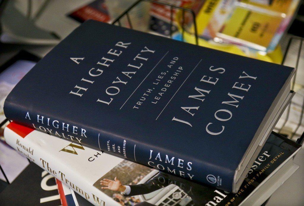 美國FBI前局長柯米去年遭川普總統革職以來,成為「通俄門」調查案特檢官穆勒的主要...