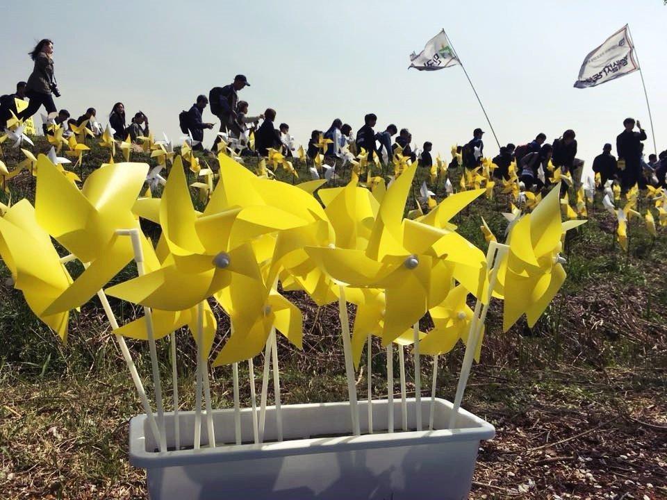 贊成成立公園者則認為,世越號船難是近年南韓最大的公安事故,有必要讓國民都深刻記住...