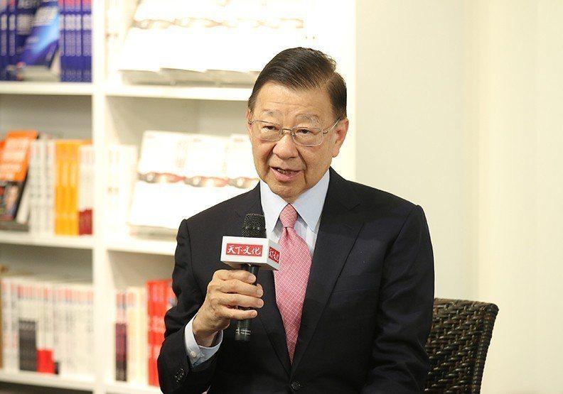 徐大麟提到,蔡英文總統曾親自向培里表達謝意,這份恩情也讓曾任駐美代表和外交部部長...