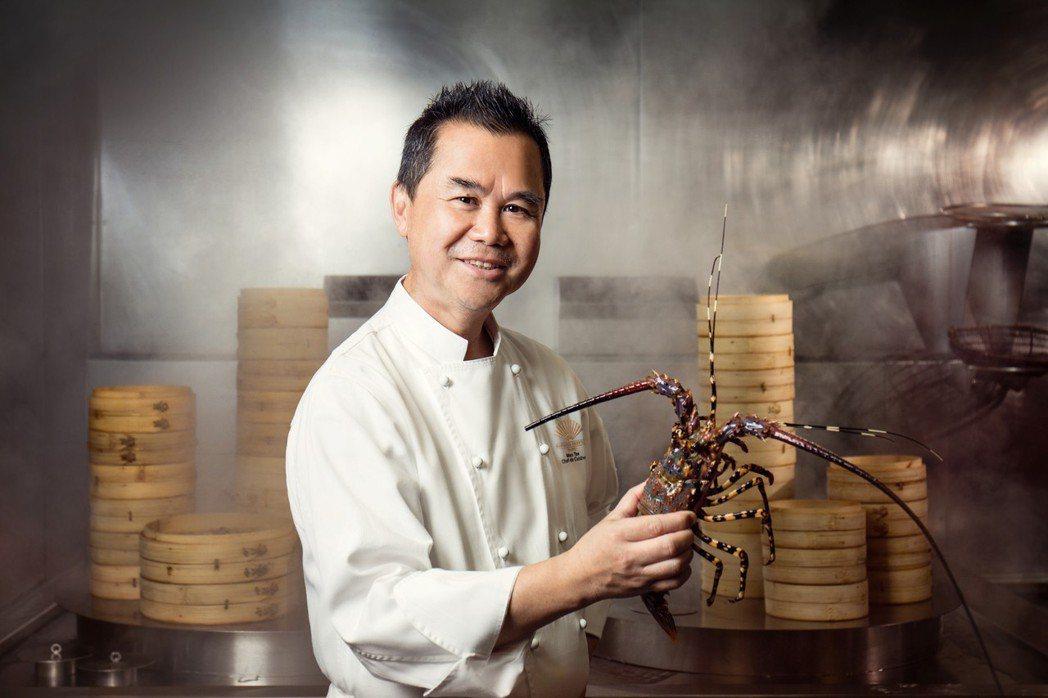雅閣主廚謝文。