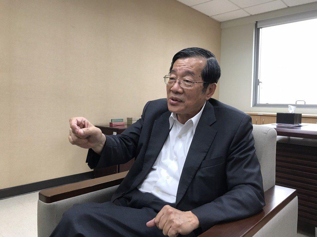 前教育部長黃榮村。 圖/聯合報系資料照片
