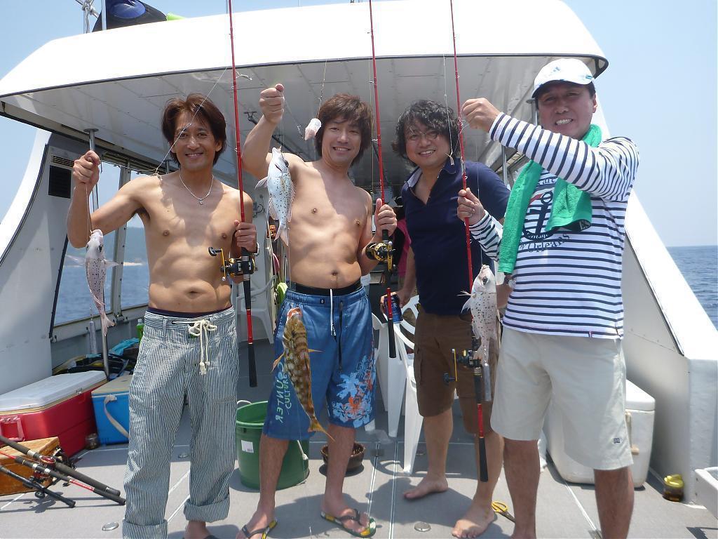 ▲沖繩海釣體驗。(圖/Tripbaa趣吧!亞洲自由行專家)