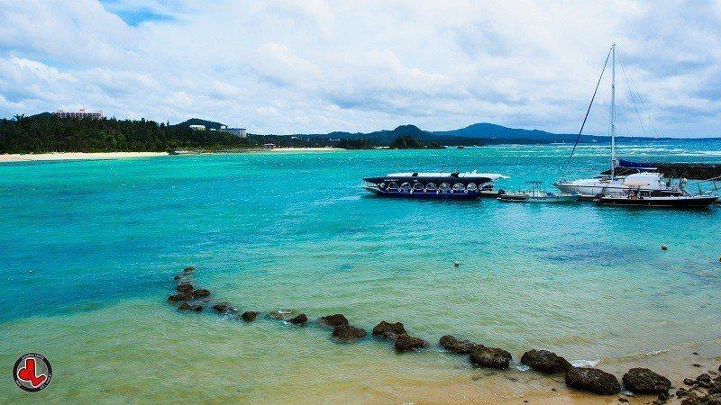 ▲沖繩海中公園玻璃船。(圖/攝影者:Jonathan Leung, Flickr...