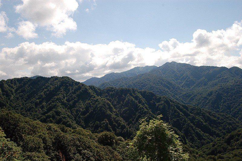 佔地13萬公頃的白神山地,約有1萬7千公頃列為世界遺產,是世界僅存的珍貴原始林。