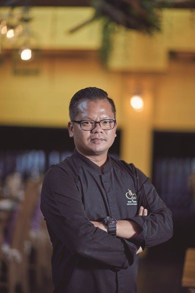 Thaninthorn Chantrawan Noom,2017獲得米其林1星殊...