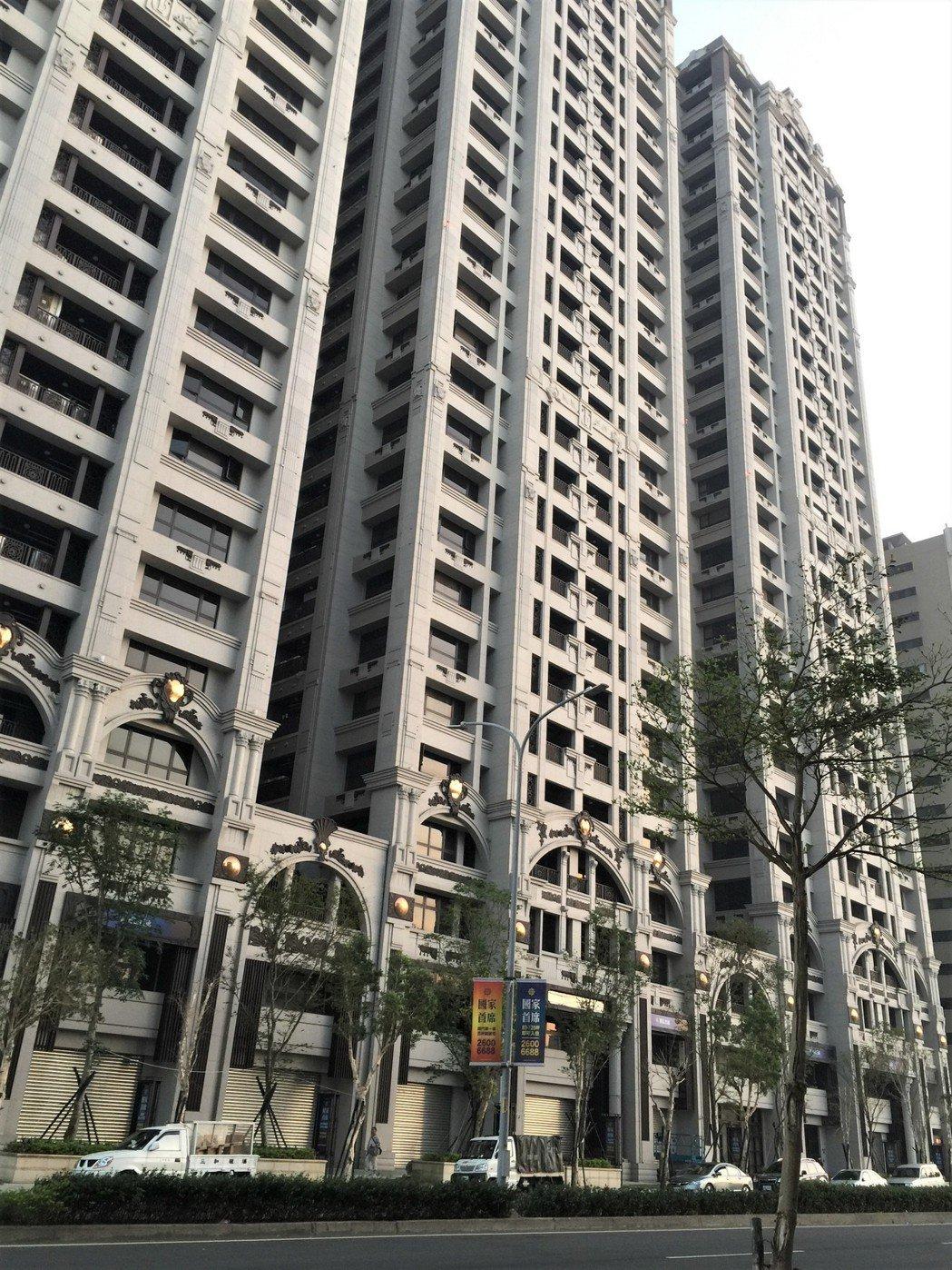 林口國家首席 圖/台灣房屋提供